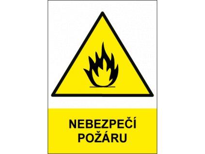 00901 Nebezpečí požáru